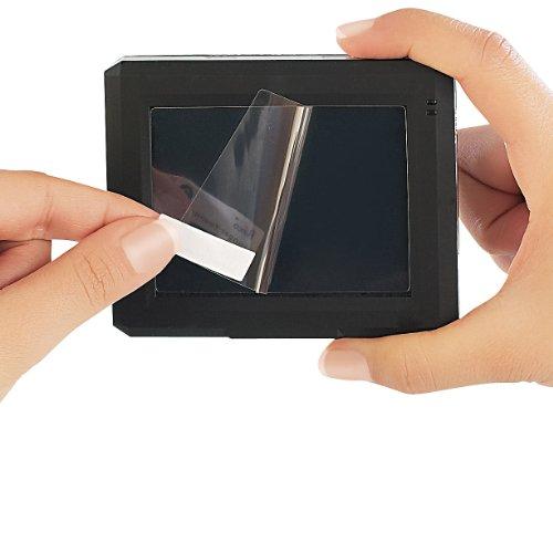 """Somikon Handyschutzfolien: Zuschneidbare Schutzfolie für alle Displays bis 8,8 cm (3,5\"""") (Display Schutzfolie)"""