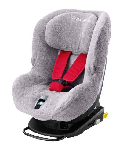 Preisvergleich Produktbild Maxi-Cosi 24743167 Sommerbezug für MiloFix Kinderautositz, cool grey