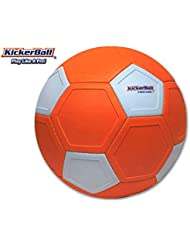 Kickerball by Swerve Ball The Ball that Bends Curves and Swerves Curve Ball Soccer Ball Curve Football Extreme Bend