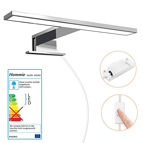 Apliques Espejo Baño LED Impermeable IP44