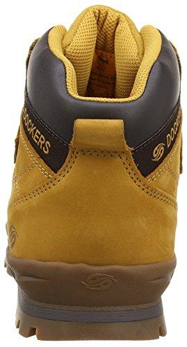 Dockers by Gerli 35sy002-300910, Bottes Classiques Homme Beige (golden Tan 910)