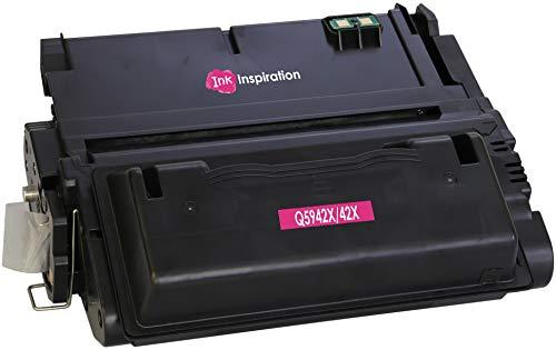 4350 Laserjet (INK INSPIRATION® Premium Toner kompatibel für HP Q5942X 42X Laserjet 4350, 4350dtn, 4350n, 4350tn, 4250, 4250dtn, 4250dtnsl, 4250n, 4250tn, 4240, 4240n | 20.000 Seiten)