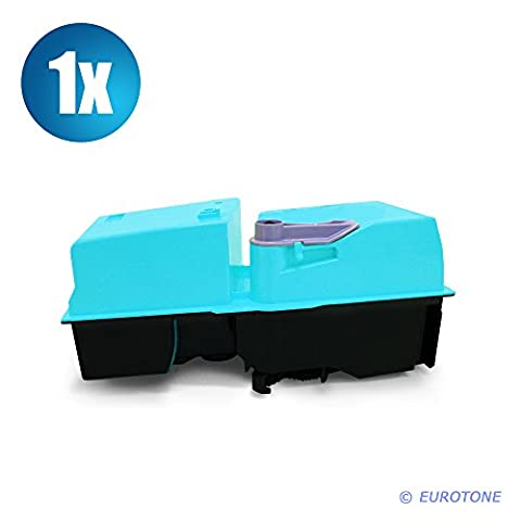 1x Eurotone Toner Cartouche pour Kyocera KM-C 2520 2525 3225