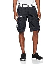 Geographical Norway Poudre Men Assort B, Pantalones Cortos de Deporte para Hombre