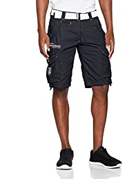 Geographical Norway Poudre Men Assort B, Short de Sport Homme