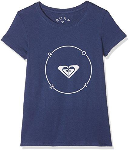 Roxy Mädchen DREAMANOTHERDRE G TEES BRE0 Screen Tee, Deep Cobalt - Solid, 10/M (Youth T-shirt Beach)