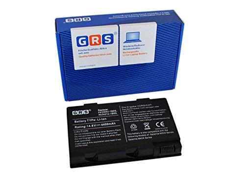 GRS Batteria per Toshiba Satellite M30X, M35X, M40X, Satellite Pro