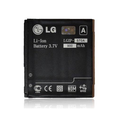 Lg Cookie (LG LGIP - 570A Li-Ion 900 mAh, 3,7 V, Akku, für LG Cookie Kp500 KP501 LG KP502 LG KP503 LG KC550 LG KC780 Reina LG KF700 LG KC550 Orsay LG KF757 LG KF701)