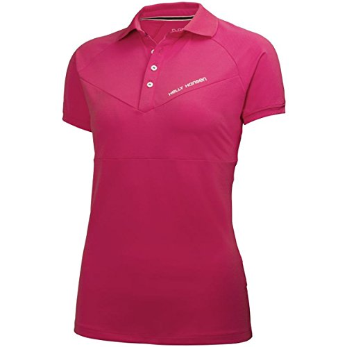 Helly Hansen W Mistral Polo T-Shirt pour femme rose