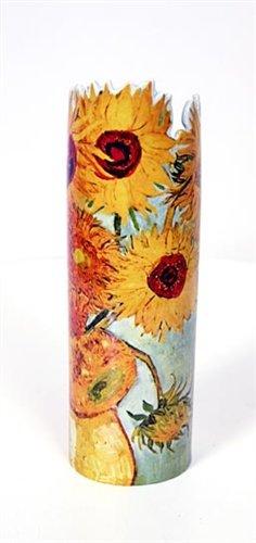 Van Gogh Sunflowers John beswick-vaso en céramique de la hauteur