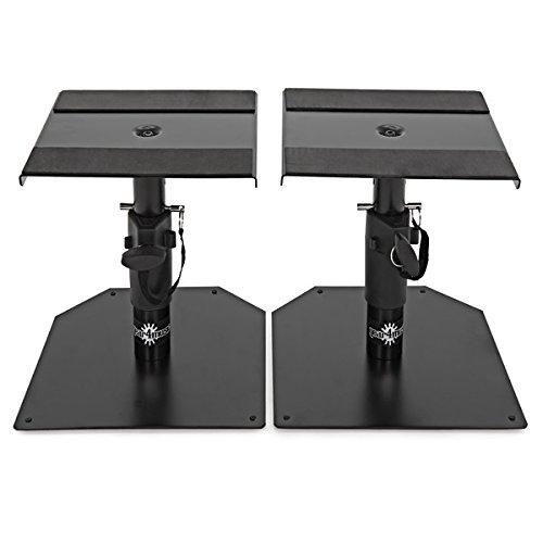 Desktop-Monitorlautsprecherstander von Gear4music Paar
