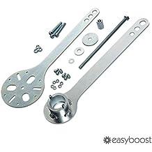 Easyboost Llaves Bloquea Variador Embrague Polea Piaggio 400-500 MP3 X8 X9 X10 Herramientas imprescindibles