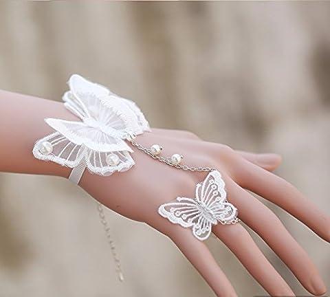 HOOM-Bracelets bijoux papillon rétro européenne mesdames bracelets