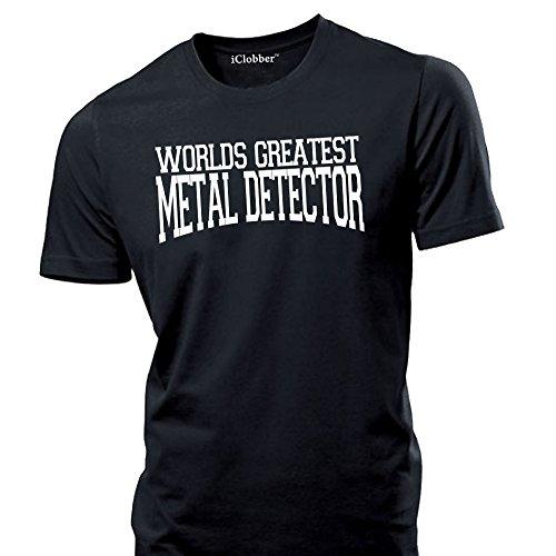 iClobber-Metal-Detecting-Worlds-Greatest-Metal-Detector-Mens-Funny-T-Shirt