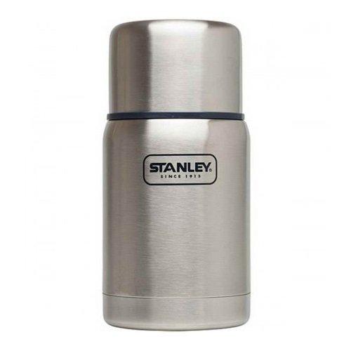 Stanley Uni Adventure Vacuum Food Jar, 0, 7 L Jar-710 ml-18/8 Stahl-Vakuum Isolation-isolierender Containerdeckel-7 cm Öffnung, Mehrfarbig, 0.7 Liter