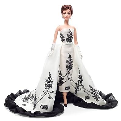 Barbie - Audrey Hepburn en Sabrina, muñeca fashion (Mattel X8277) de Mattel