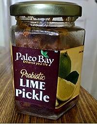 PaleoBay Pro-Biotic Lime Pickle 200g
