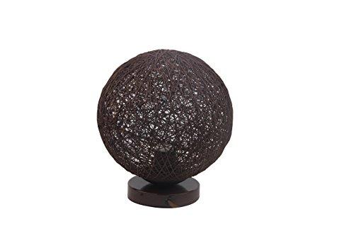 WOFI Tischleuchte Eisen E27, 60 W, Ø: 25 cm