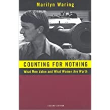 Counting for Nothing: What Men Value and What Women are Worth (Paperback) - Common