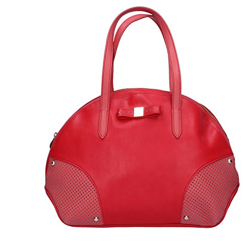 Blumarine BLUGIRL Handtaschen Damen synthetisches leder rot