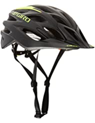 Giro Phase Casco, unisex, Helm Phase, Black/Lime/Flame, medium