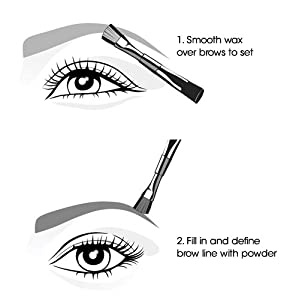 AVON Perfect Eyebrow Kit BLONDE T100