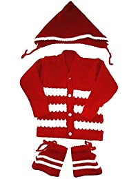 Wool Baby Clothing  Buy Wool Baby Clothing online at best prices in ... eb04dff5c