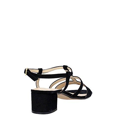 Cinzia Soft 68555 Sandal Damen Schwarz