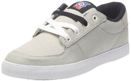 Osiris Schuhe Duffel VLC lightgrey White Sneaker, Grau - Ciment (Cement), 47 (Herren Osiris Duffel)