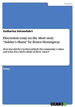 Soldier's Home - Ernest Hemingway
