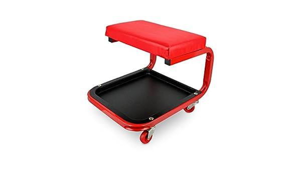 Sgabello Officina Con Ruote : Media wave store st sgabello da officina a carrello con ruote