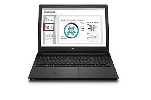 Dell Vostro-15 3558 3558341TBiB1 15.6-inch Laptop (Core i3-5005U/4GB/1TB/Windows 10/Integrated Graphics), Black image