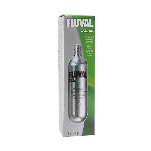fluval co2 kit Fluval 88g-co2Einweg Kartusche–3,1Unzen