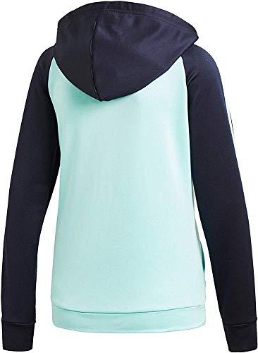 adidas Damen Re-Focus Trainingsanzug, Clear Mint/Legend Ink, S
