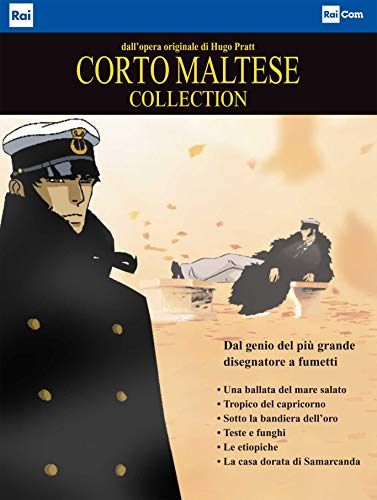 Corto Maltese Collection [6 DVDs] [IT Import]
