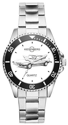 Geschenk für Ford Capri Fahrer Oldtimer Fans Fahrer Kiesenberg Uhr 20034