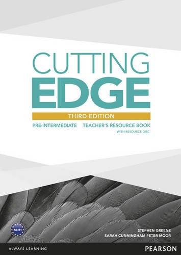 Cutting Edge 3rd Edition Pre-Intermediate Teachers Book for pack (Cutting Edge Pre-intermediate)