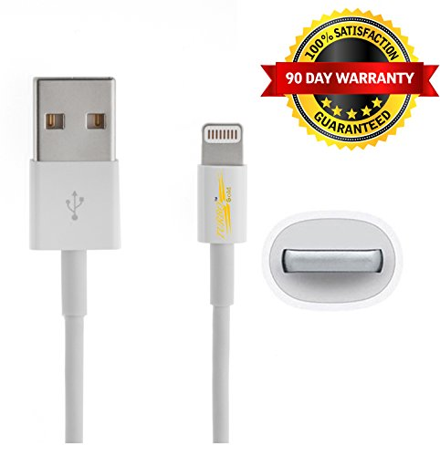 Turbo gold 2.1 Amp 8 Pin High Speed Data Sync Data Cable for Apple iPhone 5 5S 5C 6 6S 6 Plus 6S 7 7s 7s Plus iPad Air iPad Mini iPod Nano And iPod  available at amazon for Rs.224