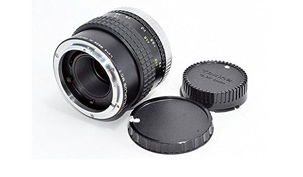 Kenko 2x Cfe Makro Teleplus Mc7 Telekonverter Für Canon Kamera