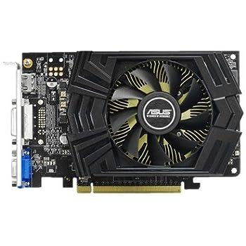 Asus GTX750 Scheda Video PCIe, PH OC 1GB, Nero