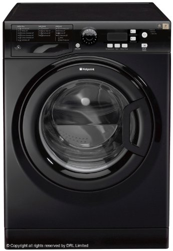 The Hotpoint WMXTF 742K UK Freestanding Washing Machine is a high-tech