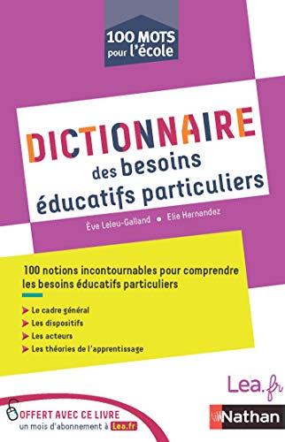 Ebook - Dictionnaire des besoins éducatifs particuliers (100 MOTS ECOLE)