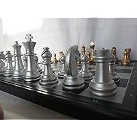Chessebook-510770-Magnetisches-Schachspiel-32-x-32-cm