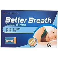 LisaCare 20 Stück Nasenpflaster gegen Schnarchen Nasenstrips Nasenspreizer Schnarchstopper preisvergleich bei billige-tabletten.eu