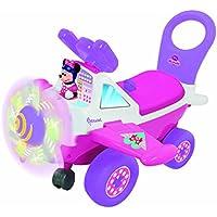 Correpasillos Kiddieland My First Minnie Plane Light & Sound Activity Ride-On