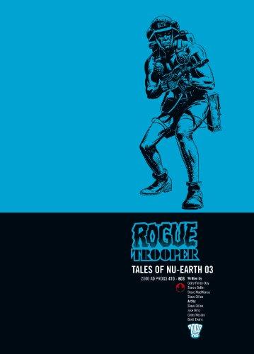 Rogue Trooper: Tales of Nu-Earth v. 3 (2000 Ad)