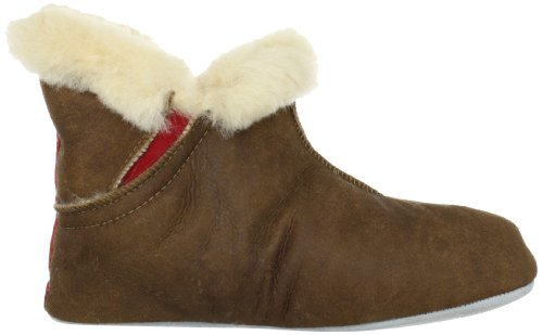 Shepherd MARIETTE / TONI 627, Chaussons mixte adulte Marron-TR-H5-552