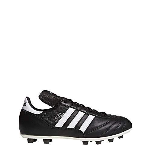 adidas Unisex-Erwachsene Copa Mundial Fußballschuhe, Schwarz (Black/Running White Ftw), 47 1/3 EU (12 UK)