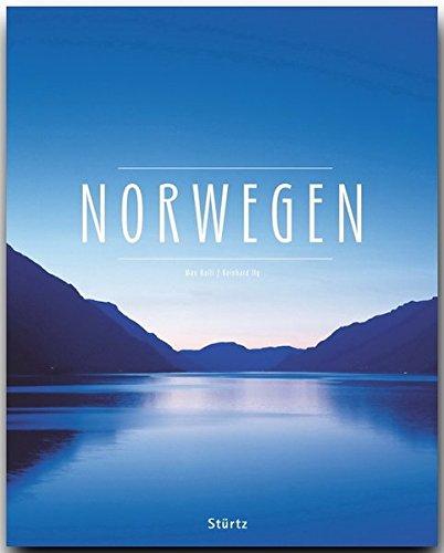 Norwegen - Ein Premium***-Bildband in stabilem Schmuckschuber mit 224 Seiten und über 330 Abbildungen - STÜRTZ Verlag Premium Outlets