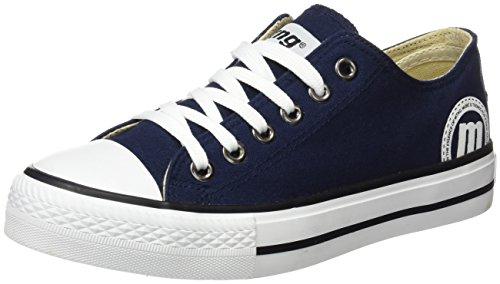 MTNG Attitude Bamba Chica, Chaussures de sport femme Bleu